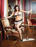 Ролевой костюм горничной Bikini set housemaid style, M/L