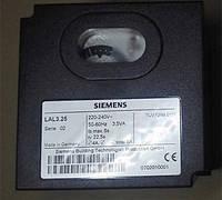 Блок управління Siemens LAL 3.25-110V