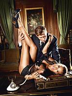 Cексуальная одежда больших размеров Игровой костюм «Идеальный секретарь» Diva