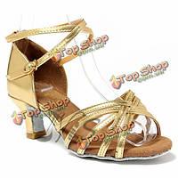 моды для женщин бальных латинские танго танцевальная обувь мягкой подошве высокой пятки обувь латинских танцев