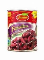 Консервированная фасоль Jamar 400g