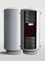 Теплоаккумулятор - Бойлер PlusTerm TAB-11N верх- черная сталь, низ-нерж. сталь