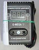 Цифровой терморегулятор омега для инкубатора di, фото 1