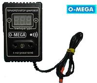 Цифровой терморегулятор ОМЕГА для инкубатора DI