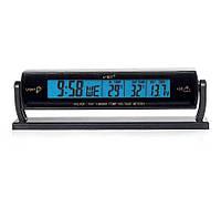 Автомобильные электронные часы  VST 7013V