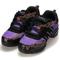 Джаз-модерн хип-хоп Танцевальная обувь повседневная дышащие кроссовки