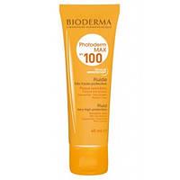 Солнцезащитная эмульсия Bioderma Photoderm Max SPF 100 Sun Fluid, 40 мл