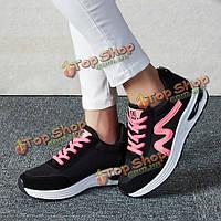 Wadnaso женская обувь спорт случайные удобные мягкие идущие на открытом воздухе спортивные ботинки
