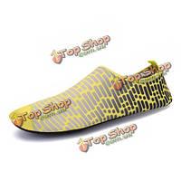 Унисекс обувь летом плавание не скользит дышащий комфортно случайные Yoga обувь на плоской подошве