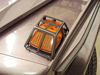 Защита на поворотники (на болотниках) для Mercedes G-Class