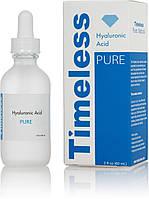Сыворотка гиалуроновая кислота Timeless Hyaluronic Acid 60мл из США