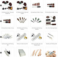 Оборудование и расходные материалы для полировки