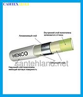 Труба металлопластиковая Henco 16  ( бесшовная)