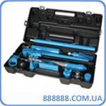 Набор гидравлических растяжек 10 т (пластиковый кейс) UN71001S Unitraum
