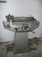 Заточной станок для плоских ножей GHN б/у, фото 1