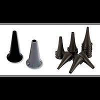 Воронки ушные 2.5 мм и 4 мм для отоскопов Piccolight® (KaWe)