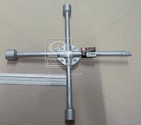 Ключ баллонный крестовой усиленный 17х19х21мм ДК 4905791910