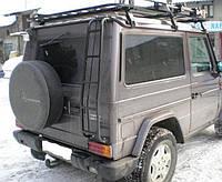 Багажник на крышу для Mercedes G-Class 1500x2450см