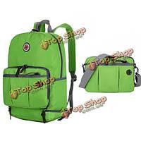 Легкий водонепроницаемый складной пакуемый путешествия рюкзак спортивный туризм сумки студентов рюкзака
