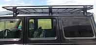 Багажник на крышу для Mercedes G-Class 1500x2150см  с сеткой