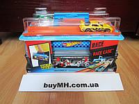 Кейс Гонки Хот Вилс с 2 машинками Hot Wheels Race Case Track