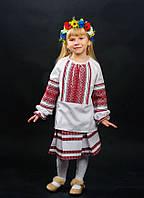 Вишиванка на дівчинку 0132