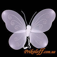 Крылышки бабочки, большие белые