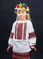 Вишиванка на дівчинку 0134