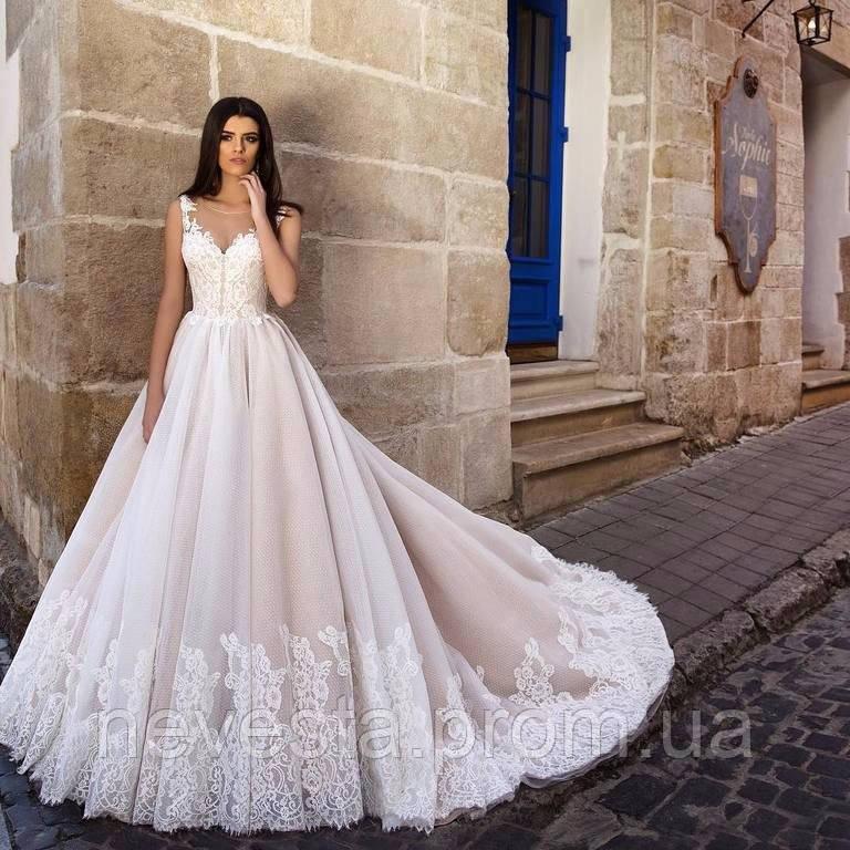 620c781be Свадебное платье цвет розовая пудра, цена 10 000 грн., купить в Харькове —  Prom.ua (ID#83266744)