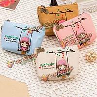 Сумка-кошелек для девочки