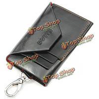 Ключница с карабином держатель ключей и карт