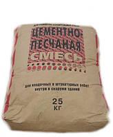Смесь цементно-песчаная 1/3 10 кг