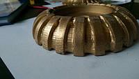 Фрезы фасонные алмазные под болгарку станочные гранит габбро сегменты