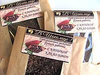 Шоколад ручной работы с дробленными какао-бобами 50 г