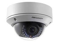 IP-купольная камера Hikvision с подсветкой DS-2CD2712F-IS