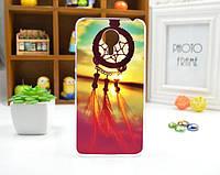 Крутой чехол бампер из силикона для Meizu MX4 Pro с картинкой ловец снов