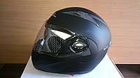 Шлем BLD трансформер Матовый со светофильтром