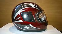 Шлем BLD интеграл коричневый