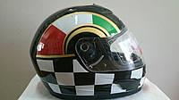 Шлем BLD интеграл разноцветный
