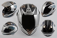Шлем Beon интеграл X-CELERATE серый