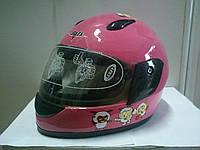 Шлем BLD интеграл детский розовый