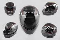 Шлем BULLIT интеграл Q1 черный