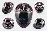Шлем HJC X1 интеграл черно красный