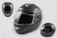 Шлем KOJI 550 premium интеграл черный