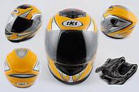 Шлем TKD интеграл 101 желтый