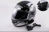 Шлем O`SHOW 930 интеграл с bluetooth гарнитурой