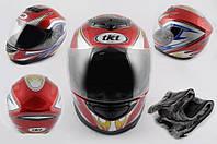 Шлем TKD интеграл 101 красный