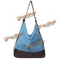 Женщины случайный холст сумки старинных Дамы сумка через плечо Сумки на ремне сумки