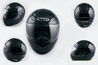 Шлем VR-1 интеграл CFP05 черный