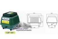 Компрессор мембранный Resun LP-100 150 л/мин.
